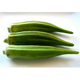 Okra (Green) - Seeds
