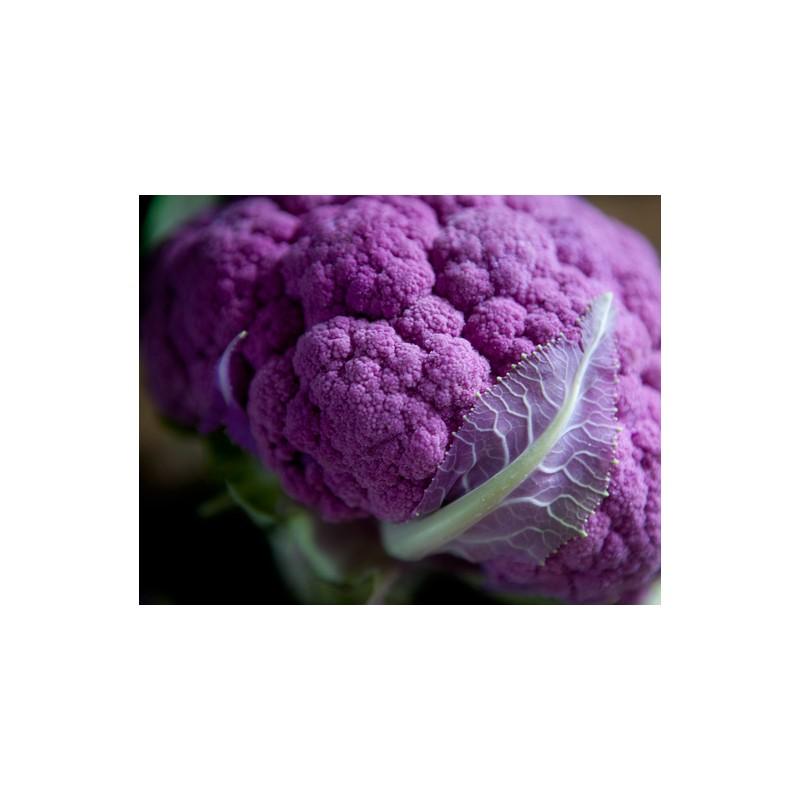 how to cook purple cauliflower