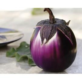 Eggplant (Small, Purple, Round) - Seeds